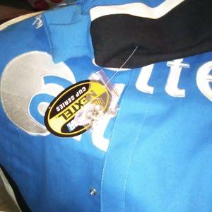 Racing coat nextel cup series